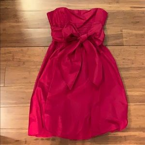 BCBG maxazria red party or prom dress!